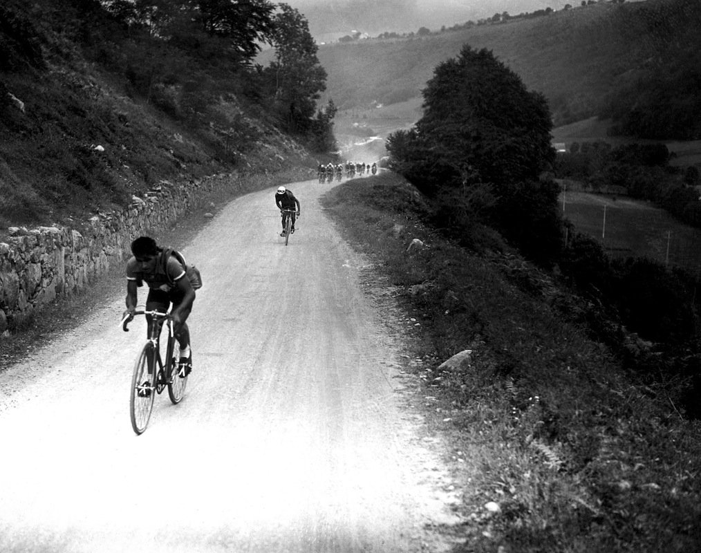 CYCLING-TOUR DE FRANCE-1934